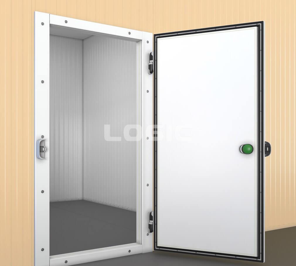 HINGED SINGLE LEAF DOOR / 001123