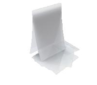 ANTI-REFLECTION PLASTIC  PROTECTOR POCKET / 000461;000736